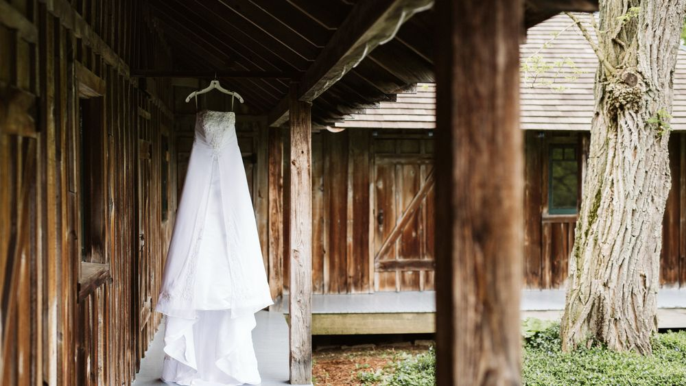 Board and Batten Great Lodge: Wrap around porch. (Kelsey Gene Photography)