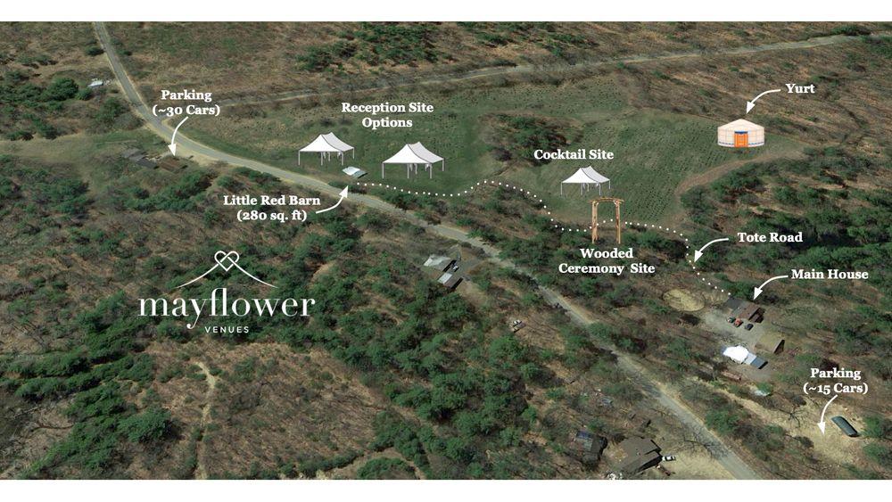 Venue Aerial Map