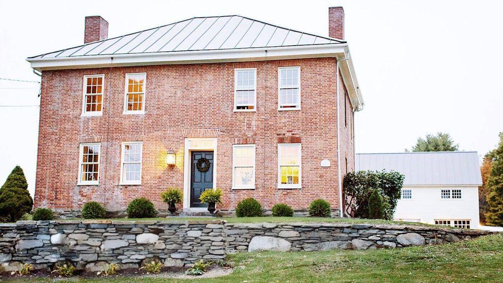 Historic farmhouse.