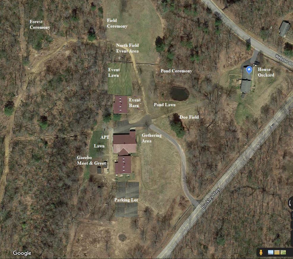 Bush Meadow Farm, Union CT Est. 1734, Re-established 1997