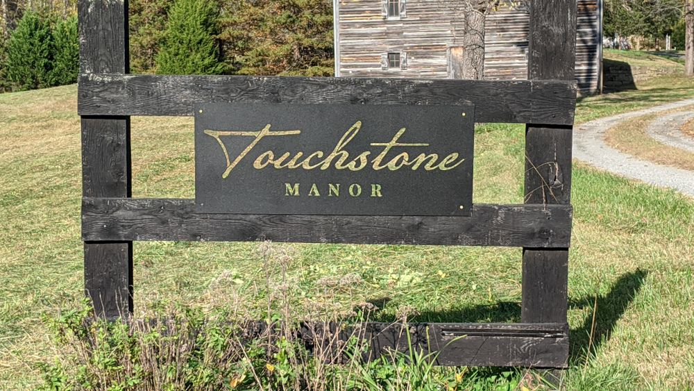 Welcome to Touchstone Manor