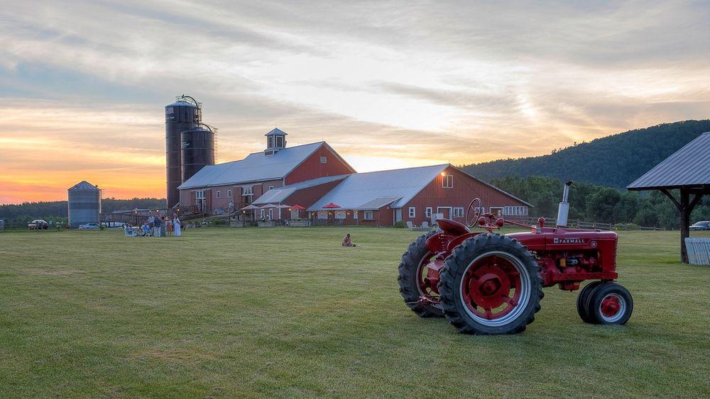 Working Farm and Vineyard
