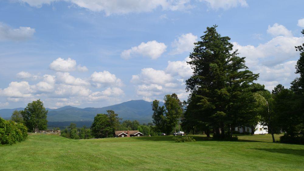 The White Mountain Farmstead