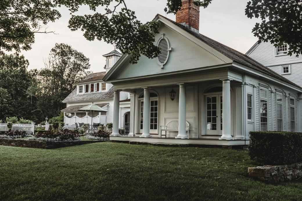 Bashan Terraces Estate Garden Wedding Venue
