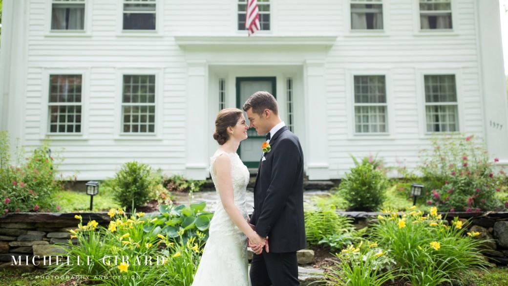 Sherwood Brook Estate Wedding Field