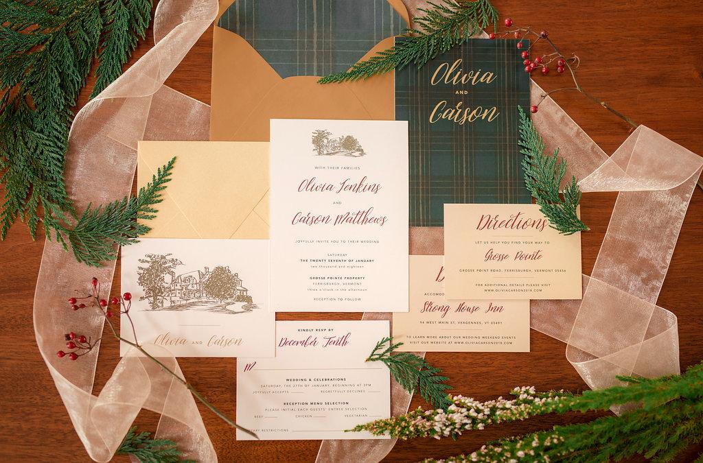 Wedding Stationery Photo
