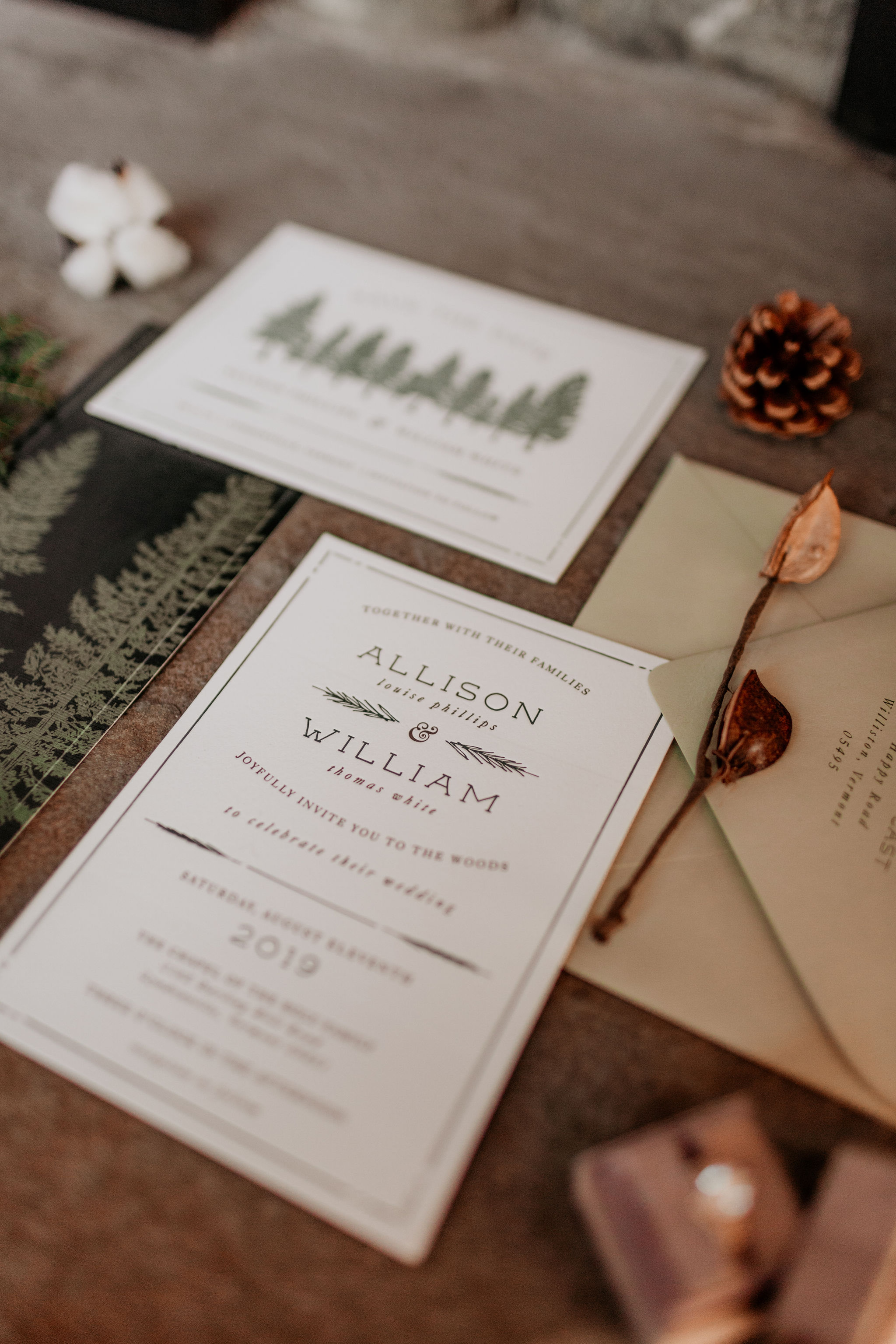Wedding Invitations That Complement Your Personality And Wedding Venue