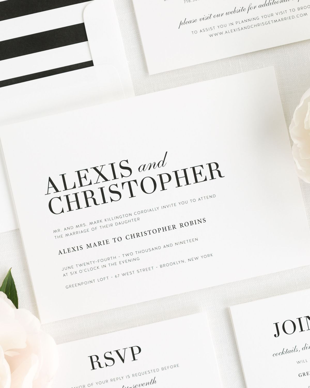 Urban-Glamour-Wedding-Invitations-Shine-Invitations