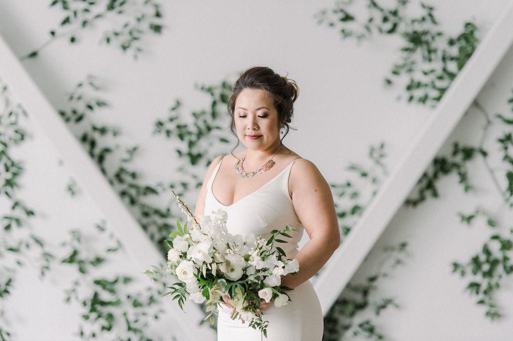 Flower Farm Wedding Inspiration