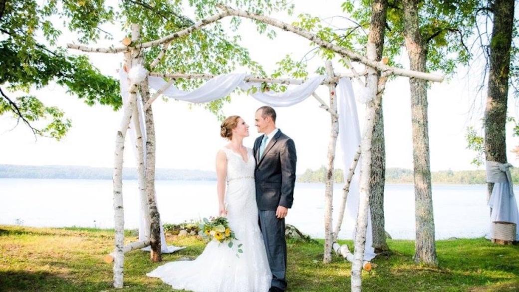 Top Five Maine Nontraditional Wedding Venues #5 - Marigold Lodge