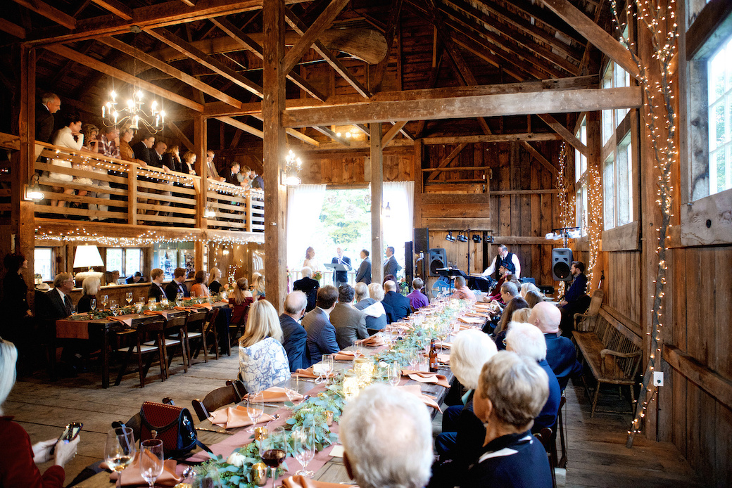 Top Five Maine Nontraditional Wedding Venues #1 - Ivory Brook Farm