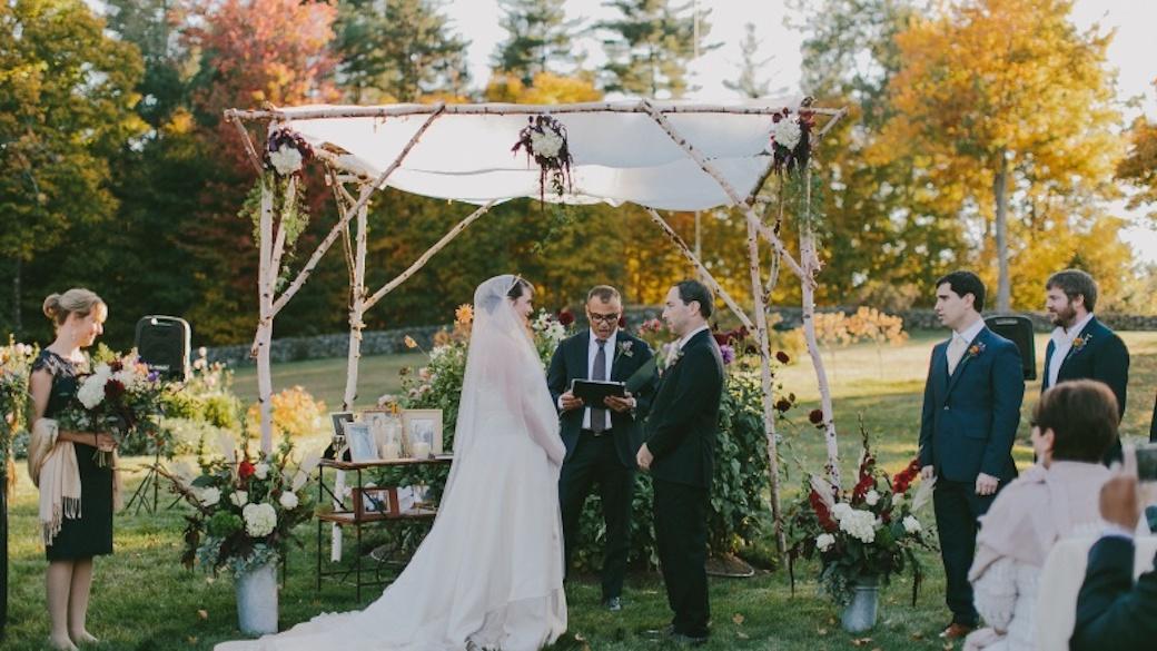 Top Five Maine Nontraditional Wedding Venues #3 - Historic Hilltop
