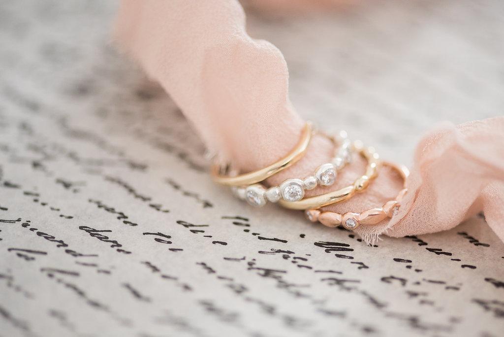 Wedding Ring Shopping Tips -Wedding Ring Photo