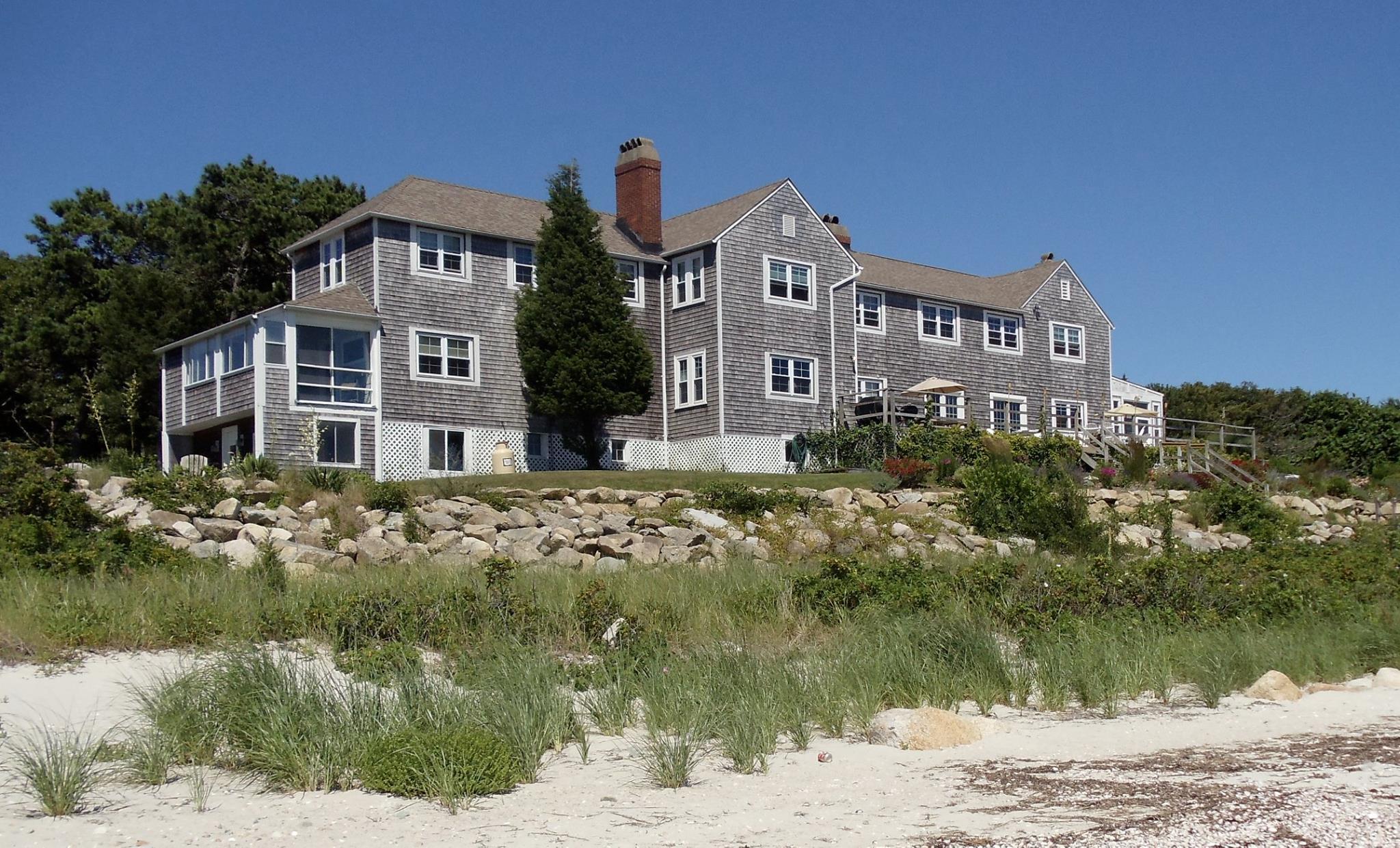 Outdoor Wedding Venues Near Boston - Bayberry Estate