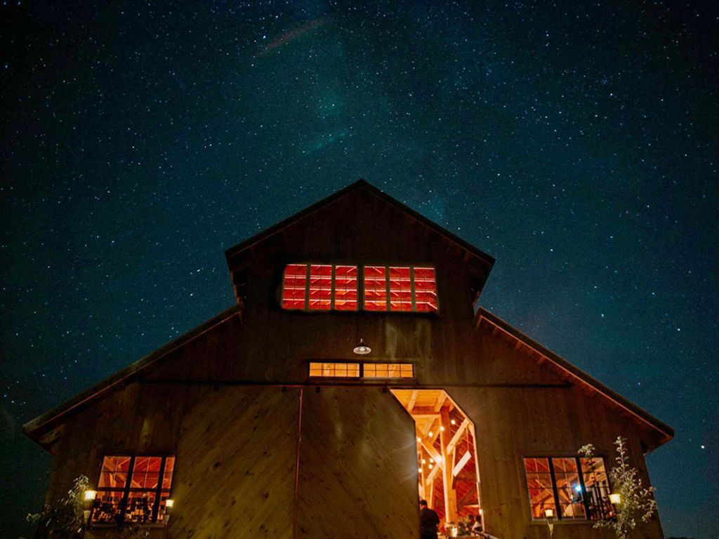 Best Barn Wedding Venues in New England - Canopy Barn
