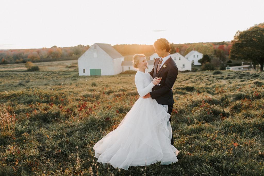 Meilleurs sites de mariage en grange en Nouvelle-Angleterre - Magnolia Barn