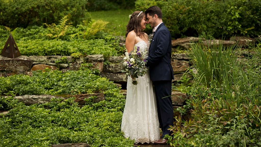 Best Garden Wedding Venues in New England - Berkshires' Terrace