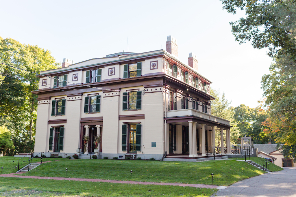 Outdoor Wedding Venues Near Boston - The Museum at Milton Hill