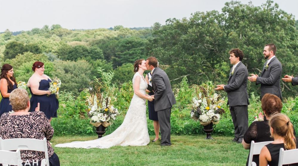Nontraditional Wedding Venues That Give Back- Johnson's Brook