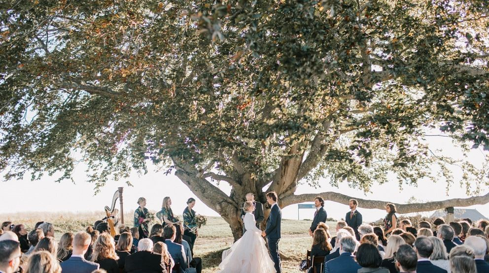 Nontraditional Wedding Venues That Give Back- Magnolia Barn