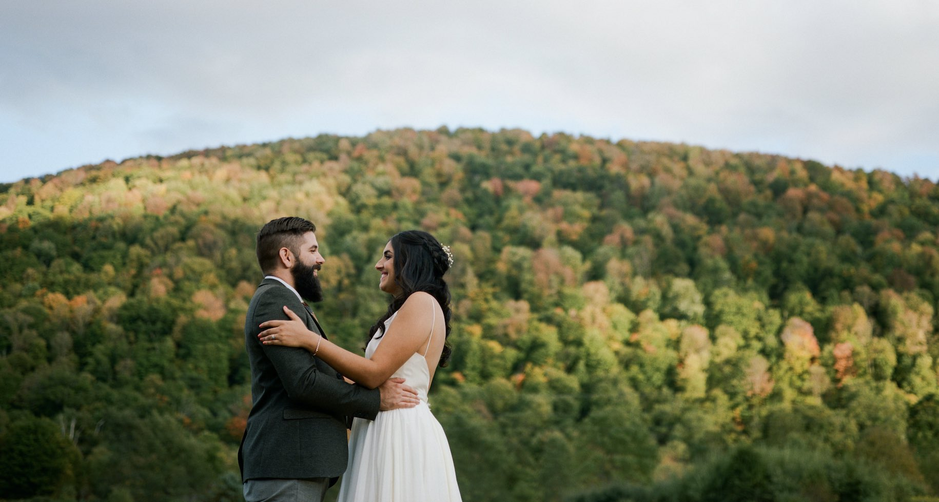 Mountain View Wedding