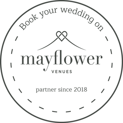 Book your wedding venue on Mayflower Venues. Partner since 2018