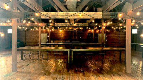 Cedar East Barn